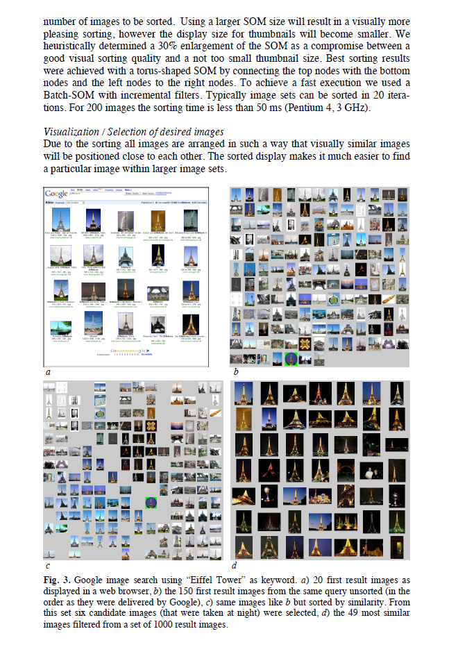 Page 6 of Improved Image Retrieval Using Visual Sorting and Semi-Automatic Semantic Categorization of Images